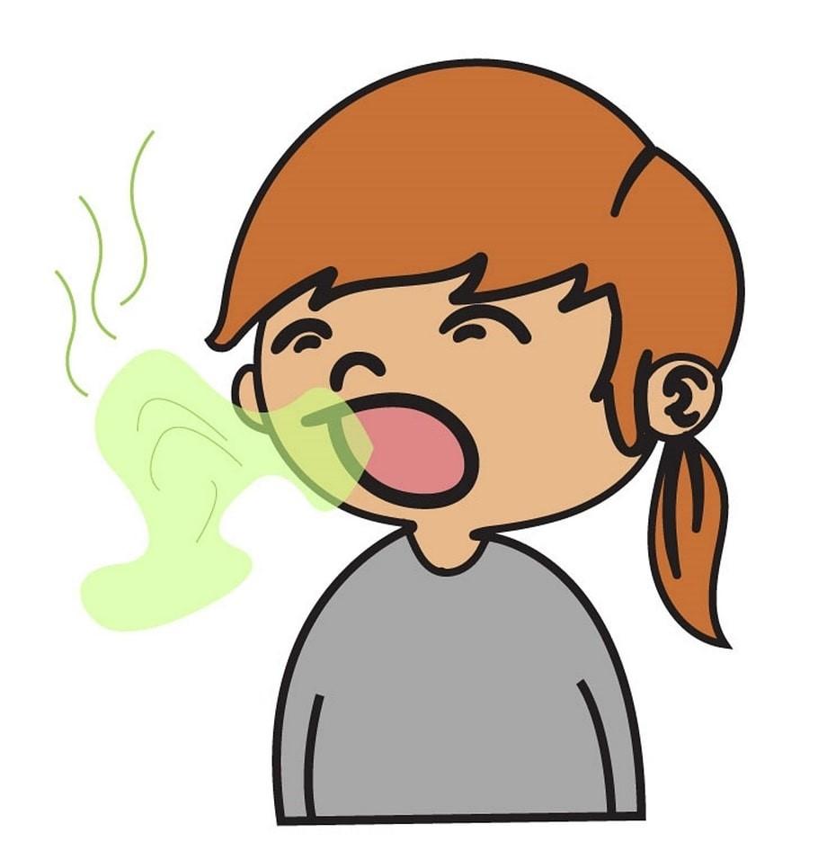Four Brilliant Tricks To Remove Bad Breath!